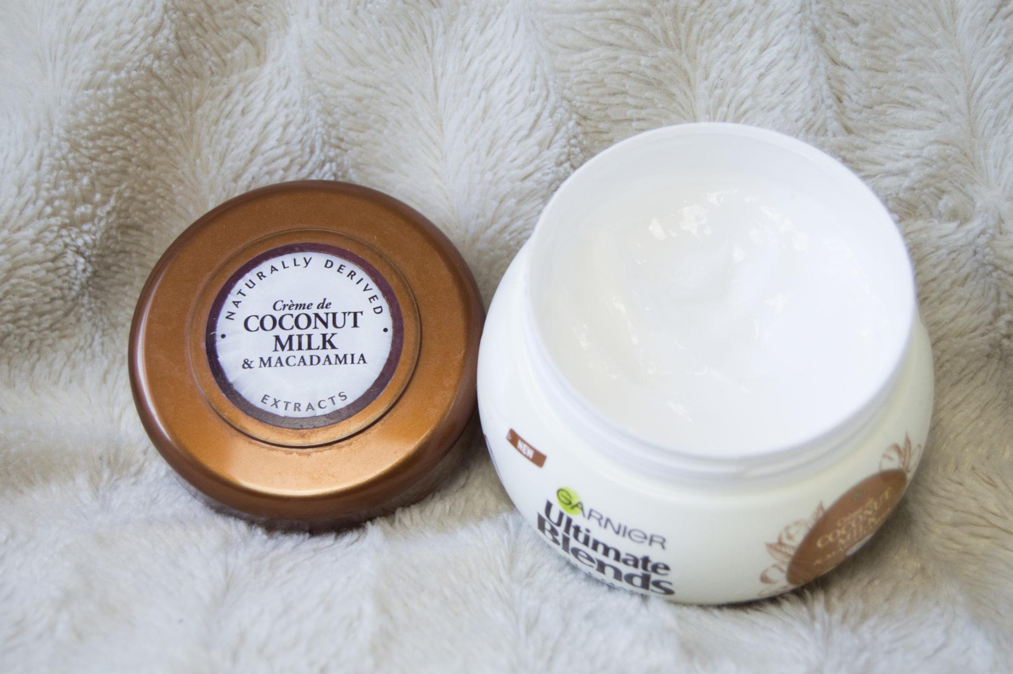 Garnier Ultimate Blends Coconut Milk Hair Mask Uptown Oracle